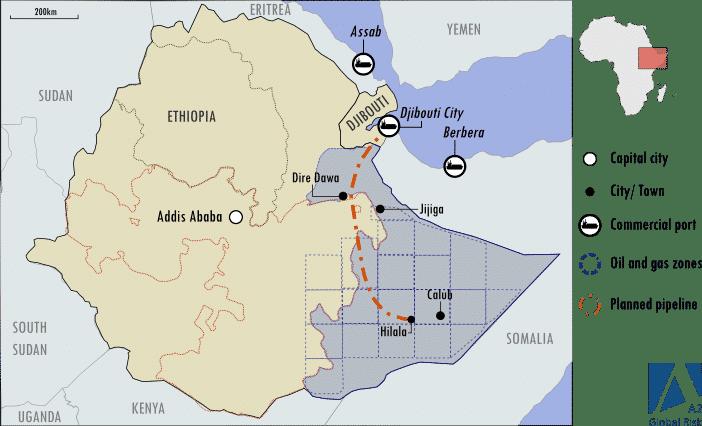 Ethiopia: Căn bệnh lạ khiến nhiều người tử vong