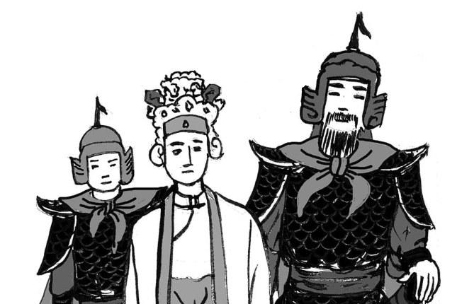 Nhà Hậu Trần - P2: Nội bộ mâu thuẫn, tướng tài bị giết oan