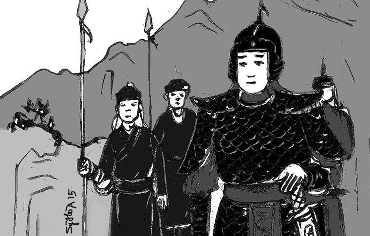 Nhà Hậu Trần - P1: Đại chiến bến Bô Cô đánh bại 10 vạn quân Minh