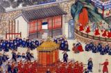 Về đoạn sử liệu phóng tác vua Quang Trung quỳ gối ôm chân Càn Long đế