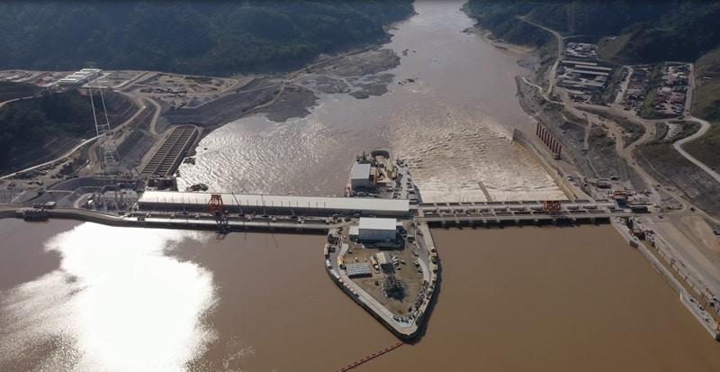 Thủy điện Xayaburi, sông Mekong
