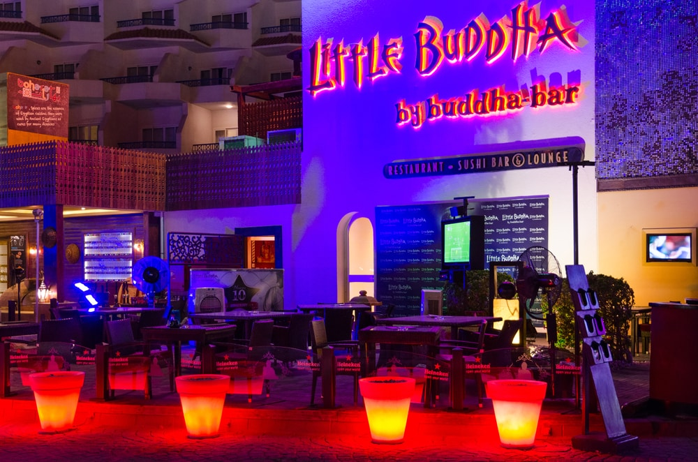 bar Buddha, virus corona Vũ Hán