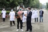 bệnh nhân 18, virus corona Việt Nam