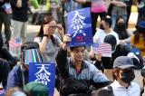 """TQ ngang ngược: Ai phản đối chế độ cai trị độc đảng là """"kẻ thù thực sự"""" của Hồng Kông"""""""