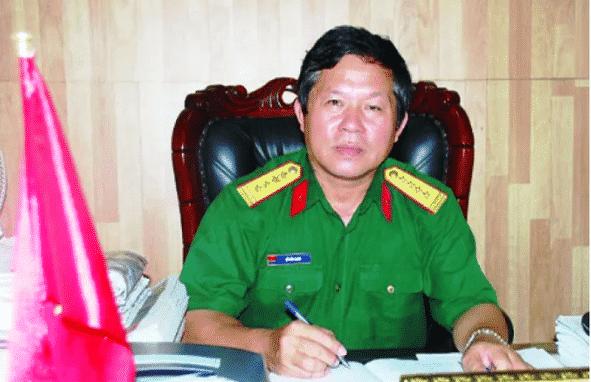 Bắt giam nguyên Phó tư lệnh Binh đoàn 15, ông Đỗ Văn Sang
