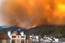 Cháy rừng lớn ở Tứ Xuyên, ít nhất 22 người bị thương vong [VIDEO]