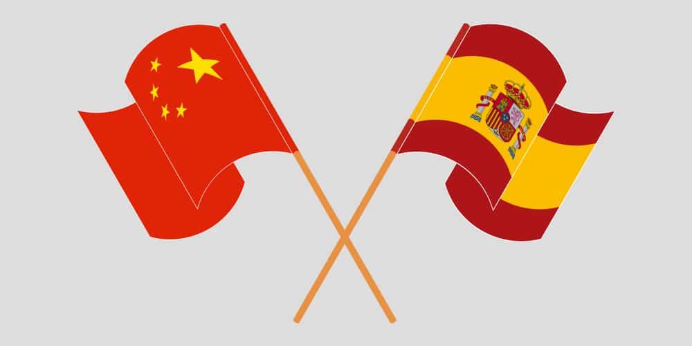 Tây Ban Nha và ĐCSTQ