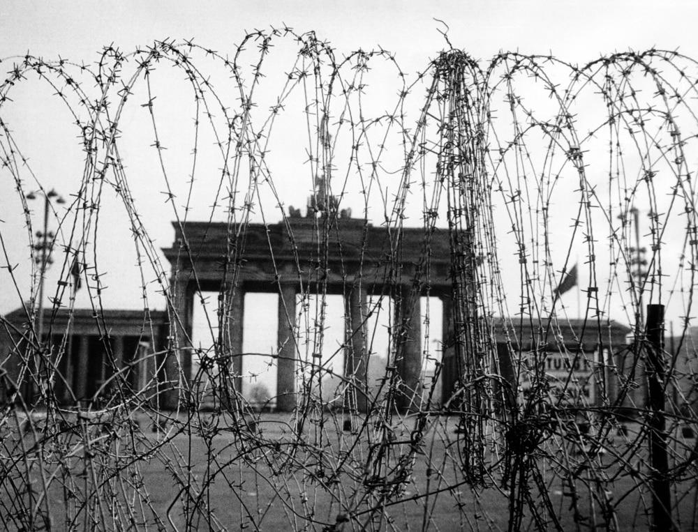 bức tường Berlin