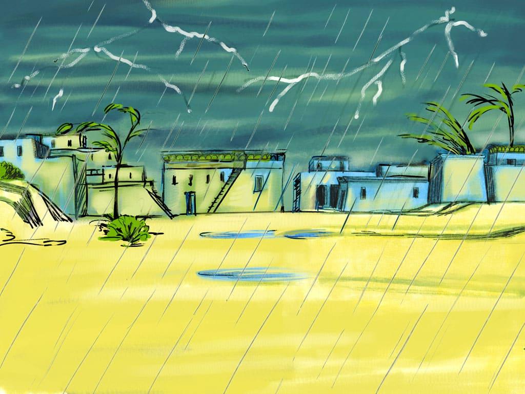 10 thảm họa Ai Cập