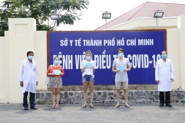 virus corona Việt Nam, bệnh nhân nhiễm COVID-19 bình phục