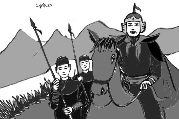 Trương Phúc Phấn: Danh tướng thời chúa Nguyễn