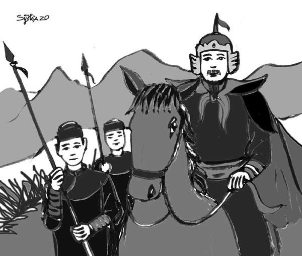 Phạm Ngũ Lão: Từ người nông dân thành danh tướng, con rể Hưng Đạo Vương