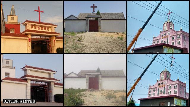 TQ: Đàn áp tôn giáo vẫn diễn ra, hàng trăm nhà thờ Tin lành bị đóng cửa