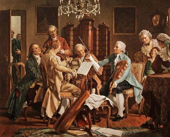 """Giai thoại về bản giao hưởng """"Tiễn biệt"""" của Joseph Haydn"""