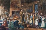 Thời Hoa Kỳ lập quốc, giáo dục và đức tin là nền tảng của sự tự do