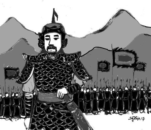Nhà Hậu Trần - P4: Nuôi hy vọng được phong vương, vuột mất cơ hội
