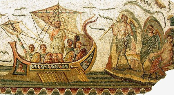 đức hạnh của Odysseus