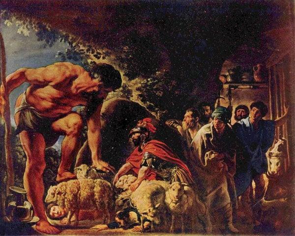 Odysseus, người anh hùng Hy Lạp