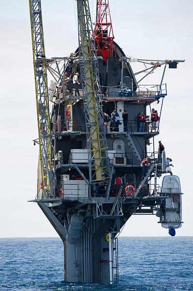 Văn phòng Nghiên cứu Hải quân Hoa Kỳ sở hữu một thiết bị hải dương học rất kỳ lạ. Nó được gọi là FLoating Instrument Platform (FLIP)