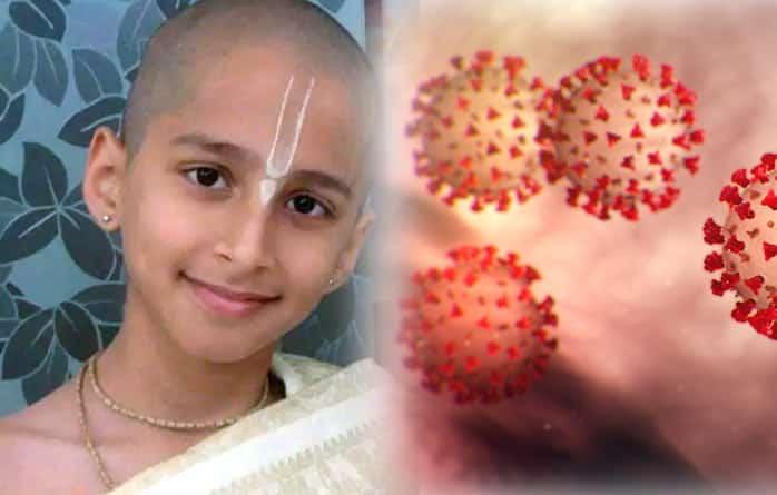 Cậu bé chiêm tinh Ấn Độ Abhigya Anand dự đoán chính xác về đại dịch