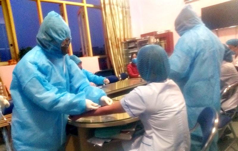 Bệnh viện Đa khoa tỉnh Hà Nam, bệnh nhân 251