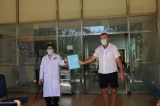 Bệnh nhân 57 , virus corona Việt Nam