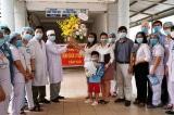 virus corona Việt Nam, bệnh nhân 6 tuổi bình phục