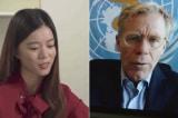Video: Đại sứ WHO khó xử khi bị phóng viên hỏi về Đài Loan