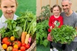 Dạy con những kỹ năng sống bổ ích thông qua hoạt động làm vườn