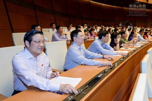 Chính phủ, Quốc hội, hoạt động chất vấn quốc hội