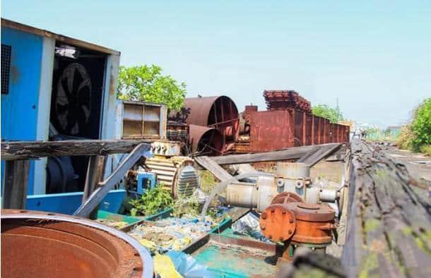Nhà máy Liên hợp Gang thép, Công ty Gang thép Hà Tĩnh