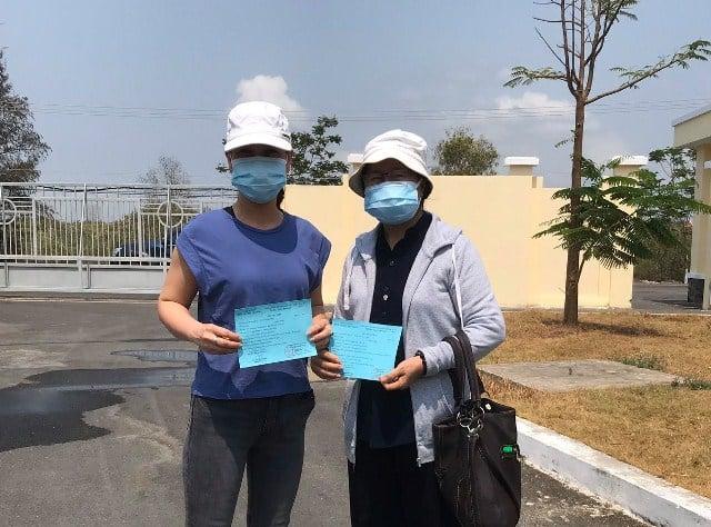 virus corona Việt Nam, bệnh nhân COVID-19 bình phục