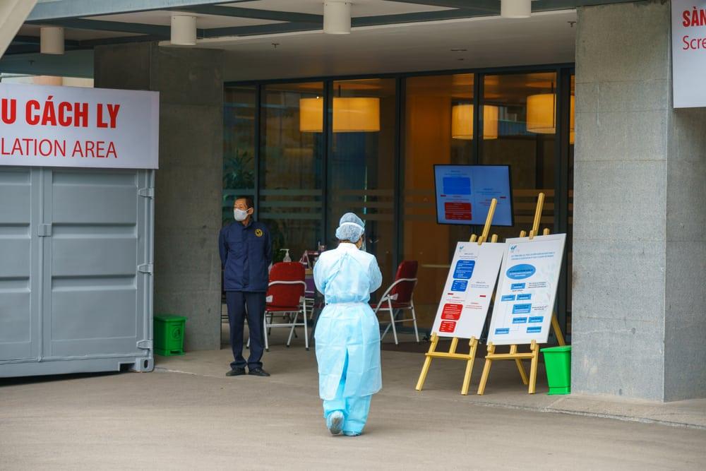 bệnh nhân 22, Bộ Y tế