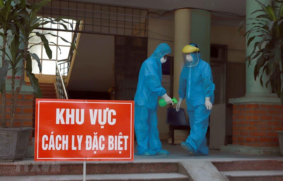 virus corona Việt Nam
