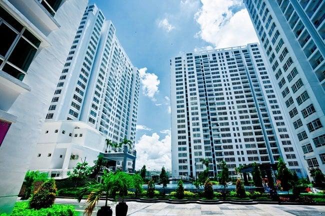 Chung cư New Saigon