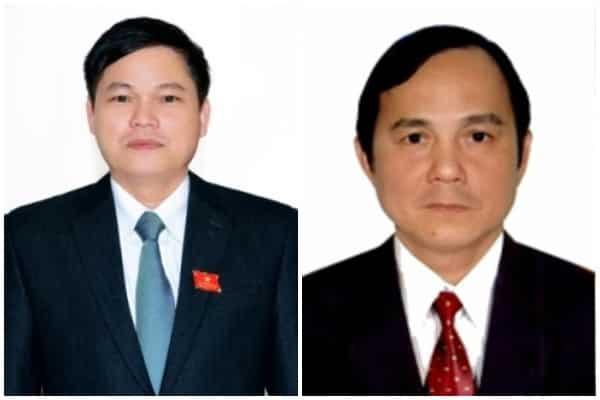 Gia Lai, Ban Thường vụ Tỉnh ủy Gia Lai, ông Nguyễn Văn Quân, ông Võ Thanh Hùng