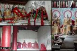 Tái hiện cách mạng văn hóa: Đền chùa Tứ Xuyên bị tàn phá