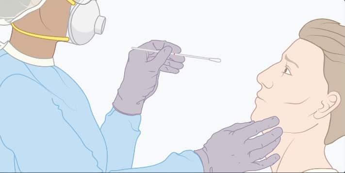 Các chuyên gia xét nghiệm virus COVID-19 như thế nào?
