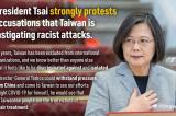 Bà Thái Anh Văn mời Tổng Giám đốc WHO đến thăm Đài Loan