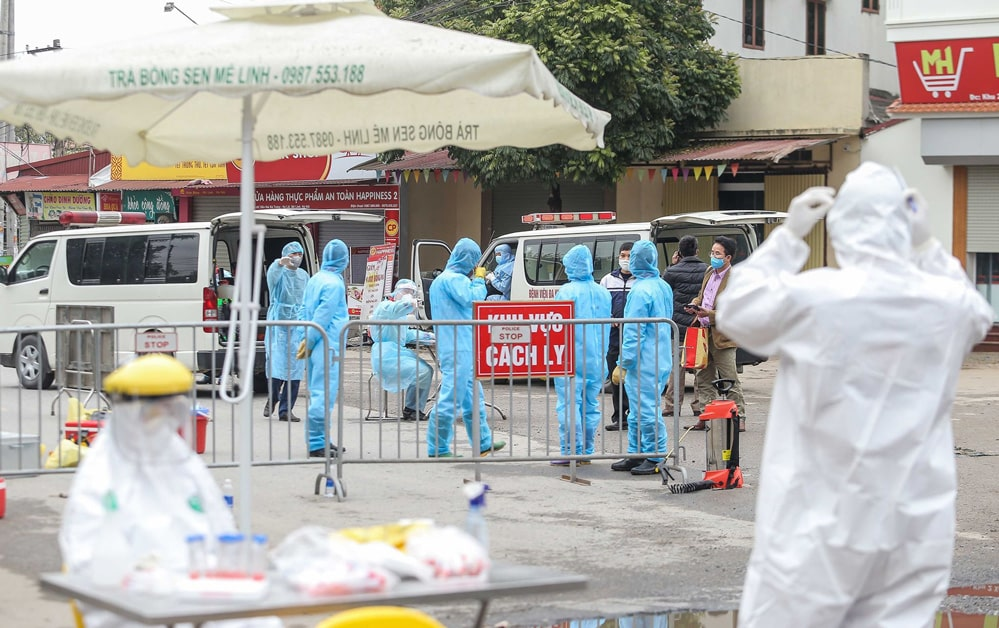 virus corona Việt Nam, bệnh nhân 243