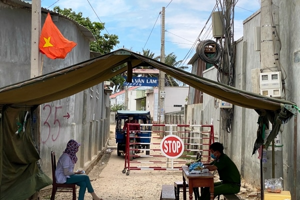 thôn Văn Lâm 3, Ninh Thuận