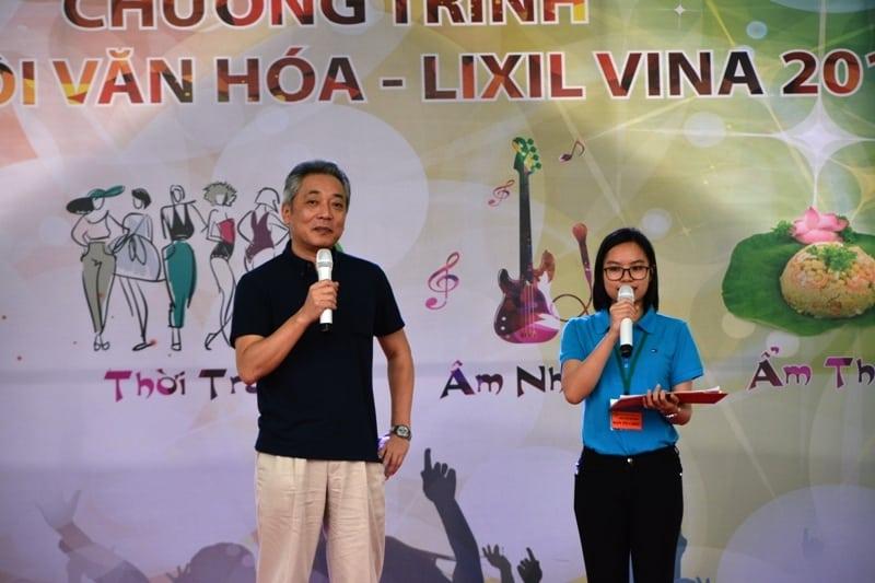 Công ty TNHH sản xuất toàn cầu Lixil Việt Nam,Đồng Nai