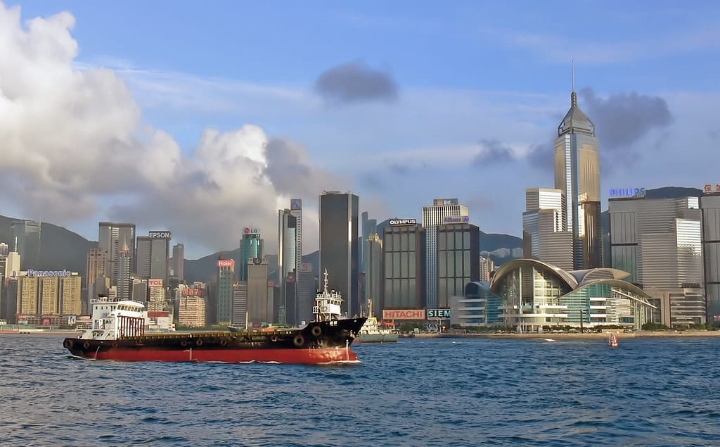Luật An ninh Quốc gia phiên bản Hồng Kông