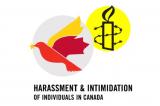 Tổ chức Ân xá Quốc tế: ĐCSTQ tiếp tục quấy nhiễu nhân quyền tại Canada