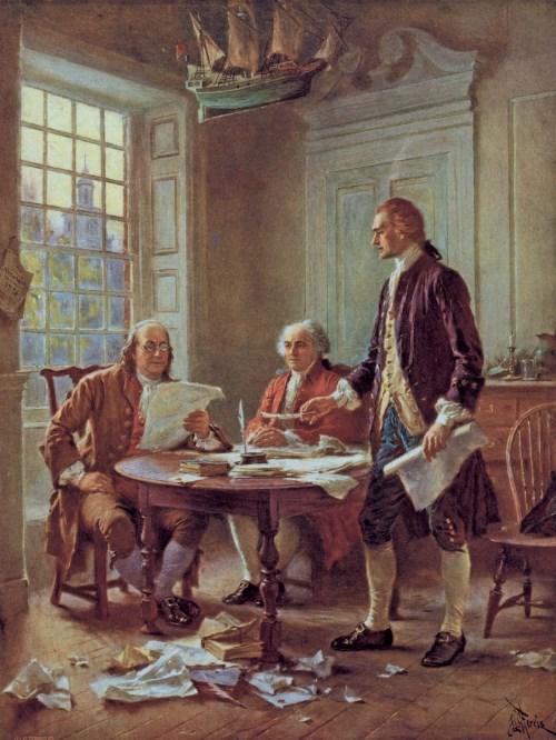 Hoa Kỳ lập quốc: Hiến pháp chỉ thành lập trên cơ sở đạo đức VÀ tín ngưỡng