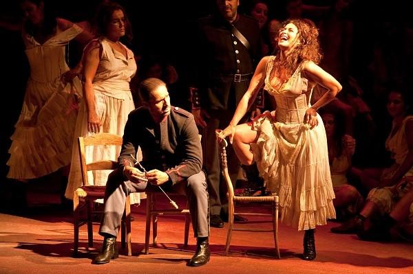 Vở opera Carmen: Tự do và dục vọng