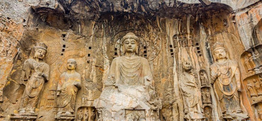 """Nhìn lại những vị quân vương """"diệt Phật"""" có kết cục tương đồng"""