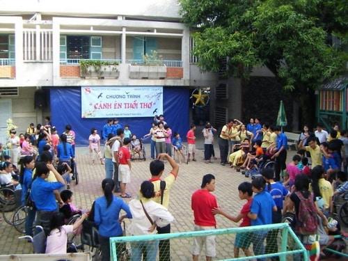 Trung tâm Bảo trợ Thị Nghè, TP.HCM
