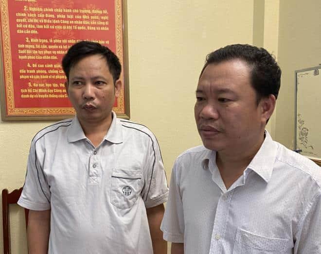 cán bộ xã tự ý bán đất, Thanh Hóa