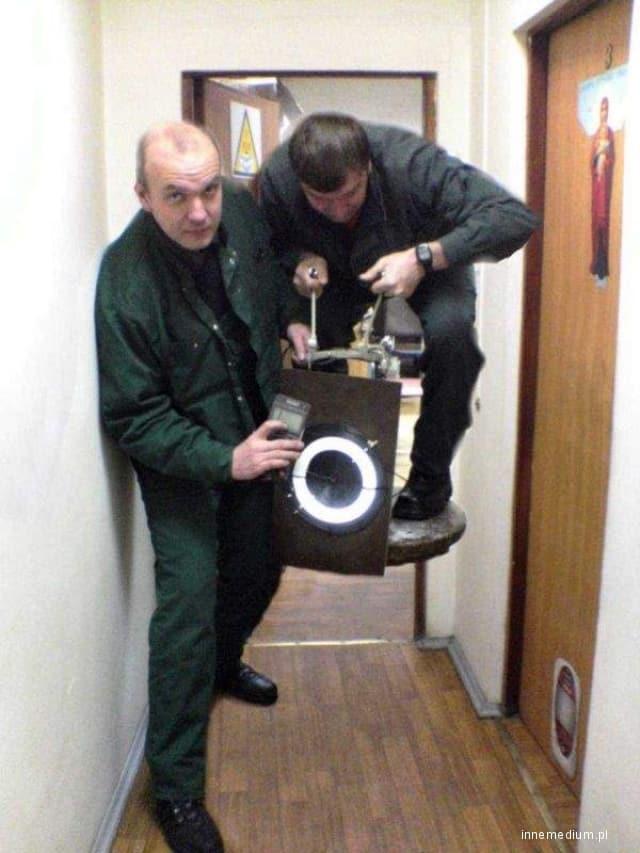 Chiếc bục bay - vật thể bay phản trọng lực của nhà khoa học Nga Grebennikov